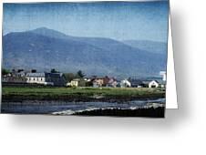 Blennerville Windmill Ireland Greeting Card