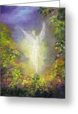 Blessing Angel Greeting Card