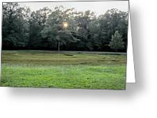 Bloody Pond Shiloh National Military Park Tennessee Greeting Card