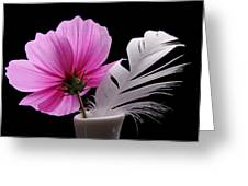 Bloom With Spring Greeting Card