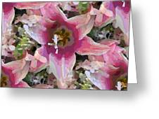 Blooming Beauty Greeting Card