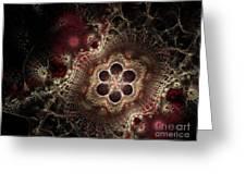 Blooming World II Greeting Card