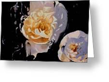 Bloomnoir Greeting Card