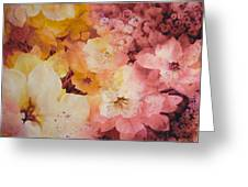 Blooms-of-summer Greeting Card