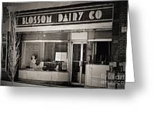 Blossom Dairy Co. Greeting Card