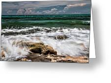 Blowing Rocks Preserve  Greeting Card