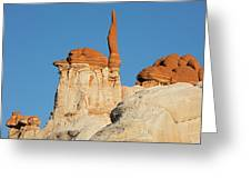 Blue Canyon Finger H Greeting Card