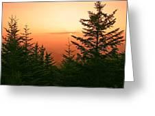 Blue Ridge Parkway 1 Greeting Card