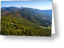 Blue Ridge Parkway5 Greeting Card