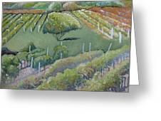 Blue Ridge Vineyards 4.0 Greeting Card