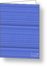 Blue Stripes Art On Gifts Shirts Pillows Tote Bags Phone Cases Shower Curtains Duvet Covers Pod Gift Greeting Card