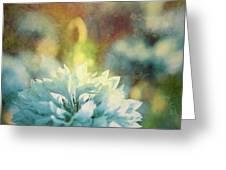 Blue Yonder Greeting Card