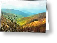 Blueridge - Spring Greeting Card