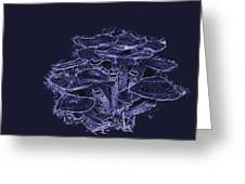 Blues And Dangeruos Greeting Card