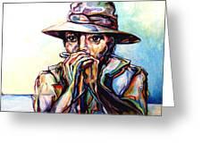 Blues Traveler  Greeting Card