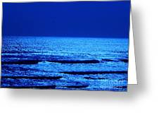 Bluewater Greeting Card