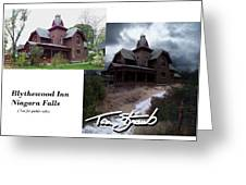 Blythewood Inn Greeting Card