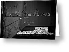 Bn 9-82 Greeting Card