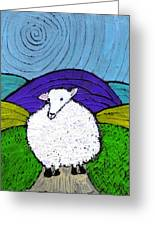 Bo Peeps Lost Sheep Greeting Card