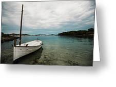 Boat Iv Greeting Card