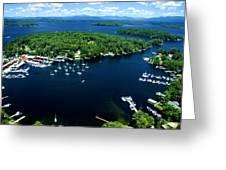 Boating Season Greeting Card