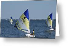 Boats 169 Greeting Card