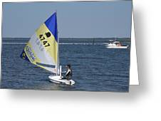Boats 171 Greeting Card