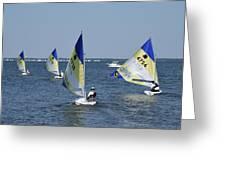 Boats 172 Greeting Card