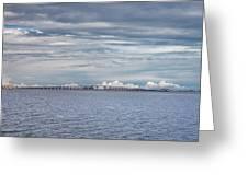 Bob Sikes Bridge Greeting Card