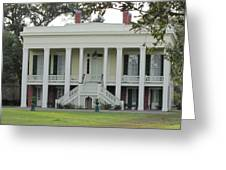 Bocage Plantation Greeting Card