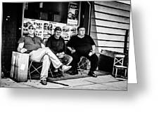 Bodega Boys Greeting Card