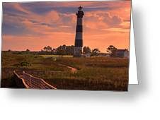 Bodie Island Lighthouse 2 Greeting Card