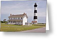 Bodie Lighthouse Nags Head Nc Greeting Card