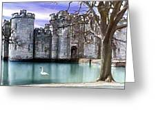 Bodium Castle England Greeting Card