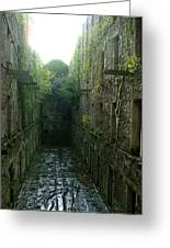 Bodmin Gaol Greeting Card