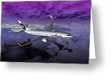 Boeing 737 Ng 001 Greeting Card