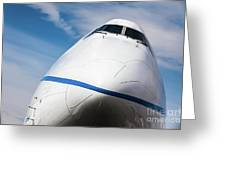 Boeing 747 Jumbo 1 Greeting Card