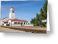 Boise Depot-elevation 2753 Greeting Card