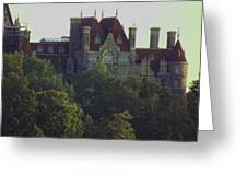 Boldt Castle 22 Greeting Card
