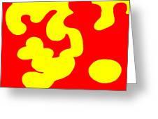 Bolliwoxer Greeting Card