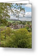 Bolton Abbey In Spring Greeting Card