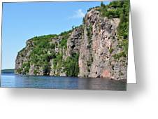 Bon Echo Greeting Card