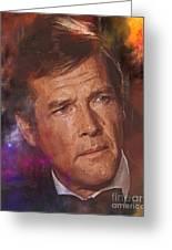 Bond - James Bond 3 Greeting Card