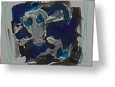 Bones Greeting Card