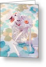 Bonheur En Pot 03 - S02a Greeting Card