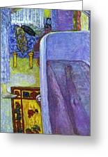 bonnard44 Pierre Bonnard Greeting Card