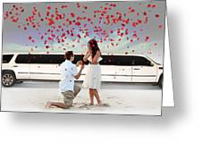Book Elite Limousine Services For Wedding - Elite Limo Greeting Card