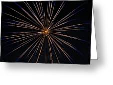 Boom 6 Greeting Card