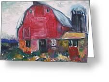 Boompa's Barn Greeting Card