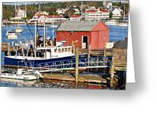 Boothbay Greeting Card